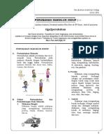 Modul Bimbel Kelas 3 KTSP 3002 IPA Bab 2 Perubahan Makhluk Hidup