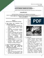Modul Bimbel Kelas 6 KTSP 6004 IPA Bab 4 Pelestarian Makhluk Hidup