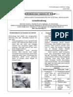 Modul Bimbel Kelas 6 KTSP 6002 IPA Bab 2 Perkembangan Makhluk Hidup