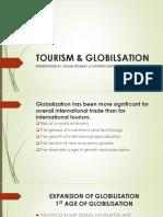 Tourism & Globilsation Presentation 09.05.17