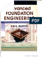 Advanced Foundation Engineering by VNS Murthy - By EasyEngineering.net