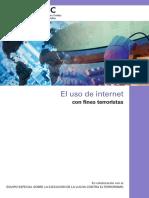 Uso de Internet Con Fines Terroristas