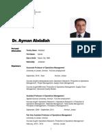 Dr. Ayman Abdallah