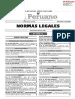 Normas Legales Del Dia 2018 02 10