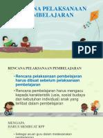 2 Rencana Pelaksanaan Pembelajaran - RPP PAUD Kurikulum 2013