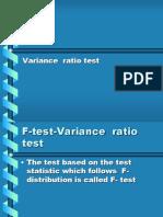 f-test- imp