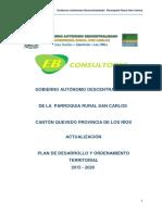 Informacion de San Carlos