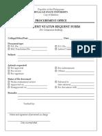 Inquiry Form - Bidding