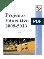 Projecto Educativo 2009-2013