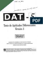 Cuadernillo Test DAT 5-Nivel 2 (Corregido).pdf