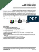 MIPICSI2toCMOSParallelSensorBridgeDocumentation