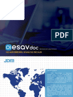 Brochure EsavDoc Digital