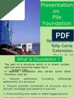 Pile Foundation TG