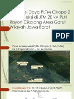 Operasi PLTM Cikopo-2 (2x3,7MW)