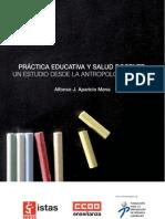 Práctica educativa y salud docente