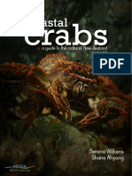 Coastal Crabs a Guide to the Crabs of New Zealand 2015