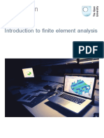 Introduction to Finite Element Analysis (The Open University)