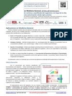 Aplicaciones en medicina general + protocolos y usos 1217
