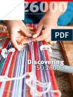 Discovering Iso 26000