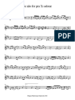 Se Não for Pra Te Adorar - Violin II