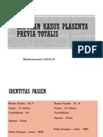 PPT Plasenta Previa