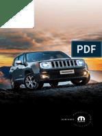 Catalogo Acessorios Mopar Jeep Renegade