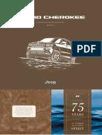 EBrochure-Jeep Grand Cherokee 2016