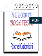 Rachel Colombini - Book of Book Tests