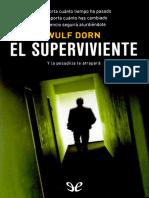 Dorn Wulf - El superviviente.epub