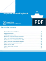 e Awb Implementation Playbook