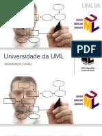 UML04 Diagrama de Classes