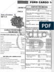 Operacion de Sistemas Pruevas y Ajuste 3126B,E