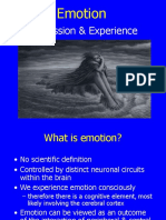 Emotion & Nervous System