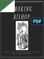 Smoking Bishop Label