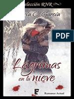 C Garcia Maria - Lagrimas en la nieve.epub
