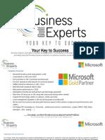 Business Experts Gulf