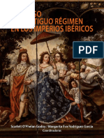 O'Phelan Godoy y Rodríguez García (Coord) El ocaso del antiguo régimen en los imperios ibéricos. 2017.