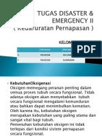 Tugas Disaster & Emergency II