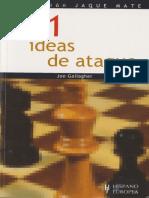 101 Ideas de Ataque - Joe Gallagher