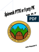 Śpiewnik PTTK 9 PK
