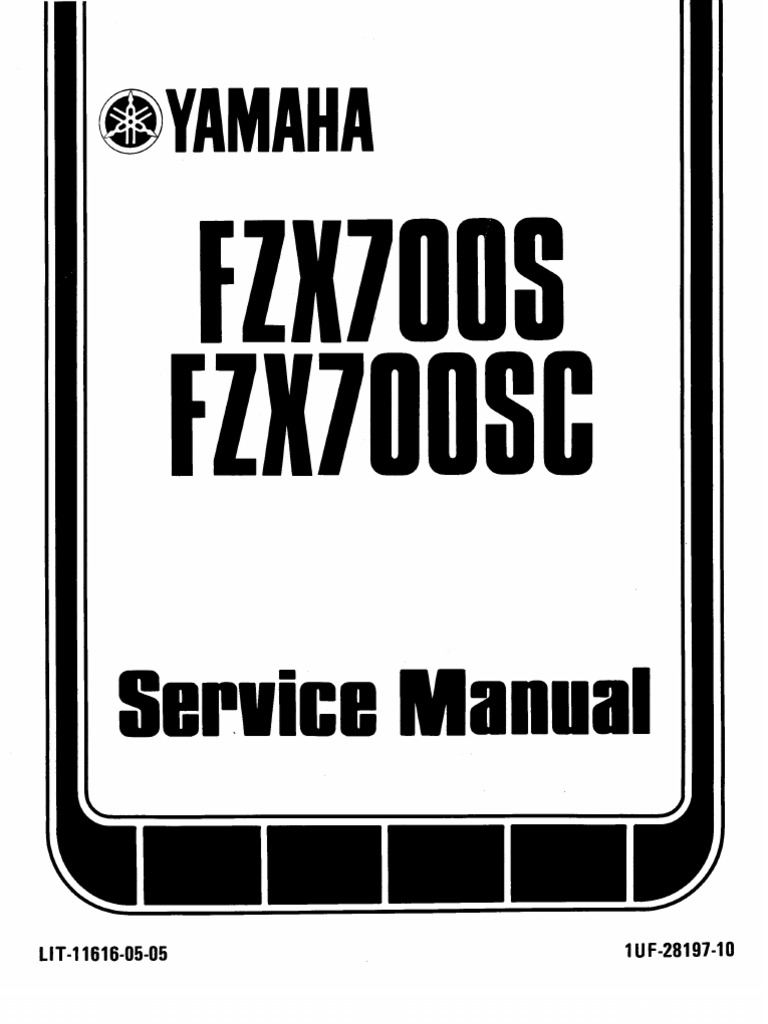 Fzx700 Wiring Diagram Simple Options 1986 Yamaha Fazer 700 Electrical Diagrams A Homeline Service Panel