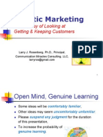 5C Holistic Marketing