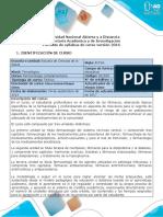Syllabus Farmacologia complementaria