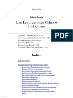 Nahuel Moreno - Las Revoluciones China e Indochina