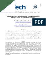 1 Engenharia de Comissionamento Uso Em Sistemas de Medição_intech n99 2008