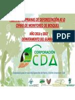 7.1 Alertas Tempranas de Deforestación-VA