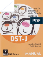 DST J. Manual