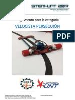 Bases Velocista Persecucion SITEM 2017