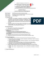 RPP TEMA 3.1 & 4.1 Perawatan Berkala Sistem Kelistrikan