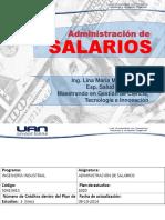 Salarios Clase 1